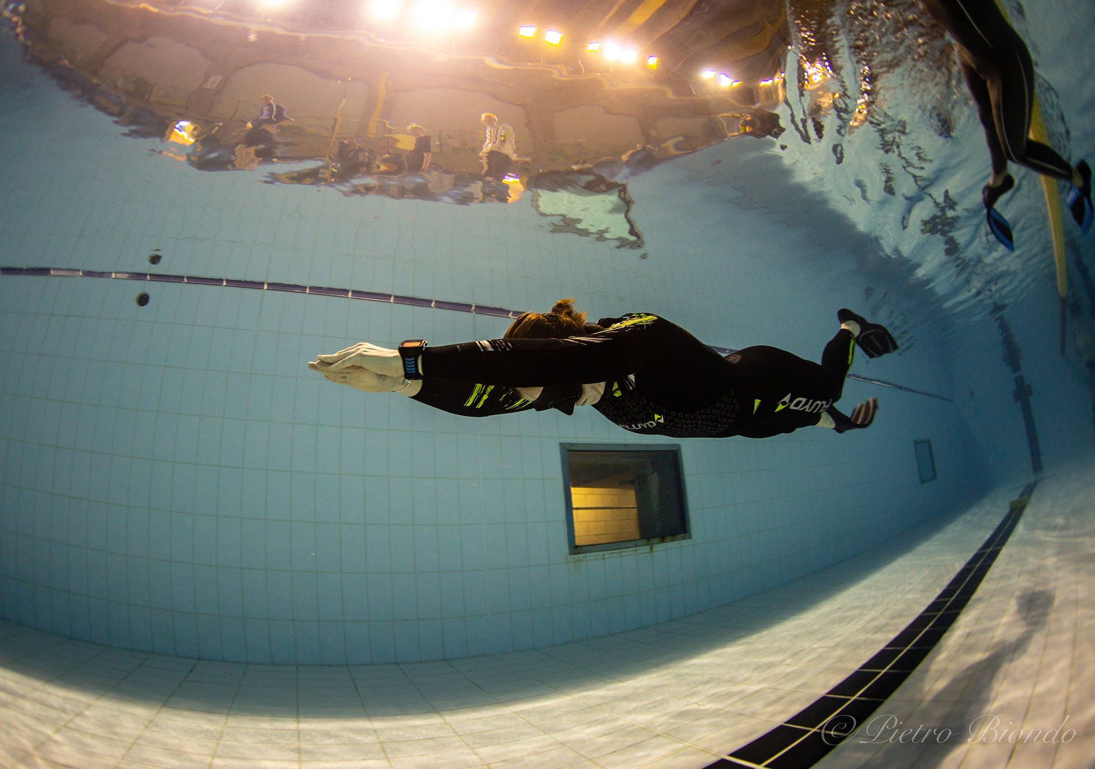 Introduction à l'apnée - Activités Aquatique CEPSUM