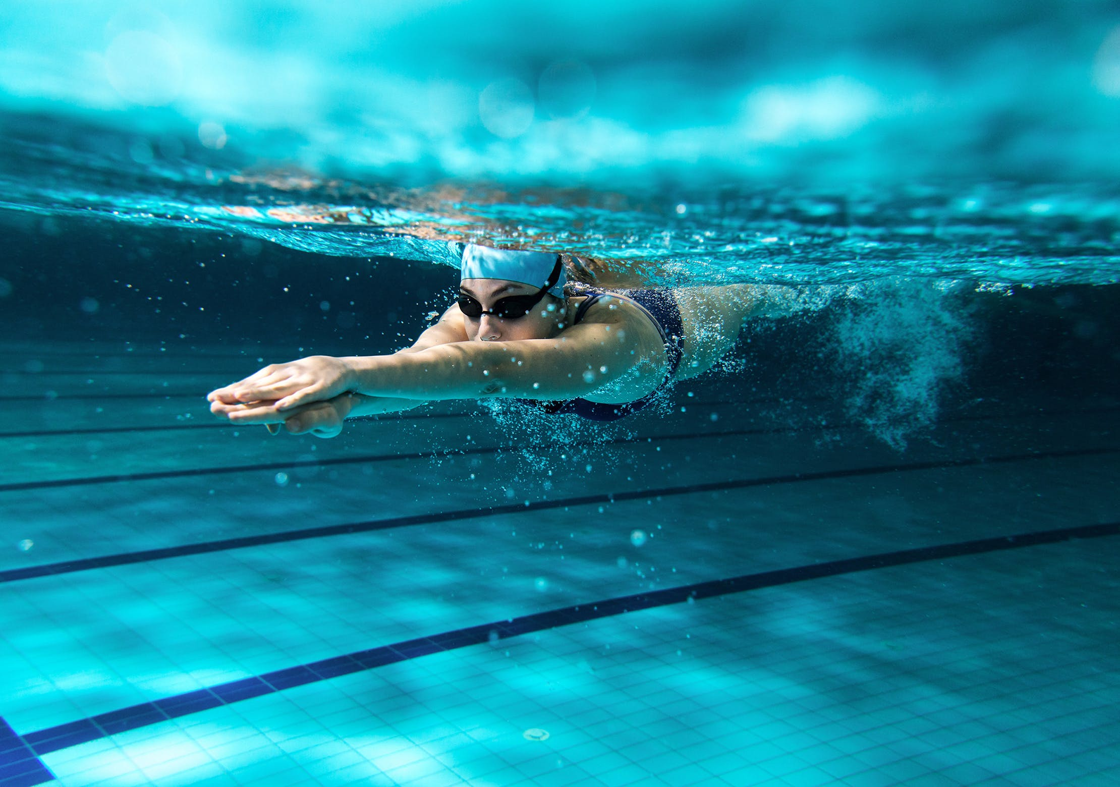 Natation style 2 - cours natation cepsum