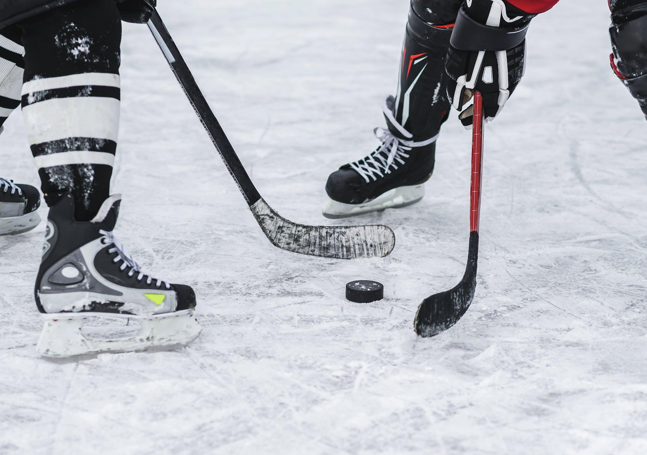Hockey école niveau 2 - Sports de glace CEPSUM