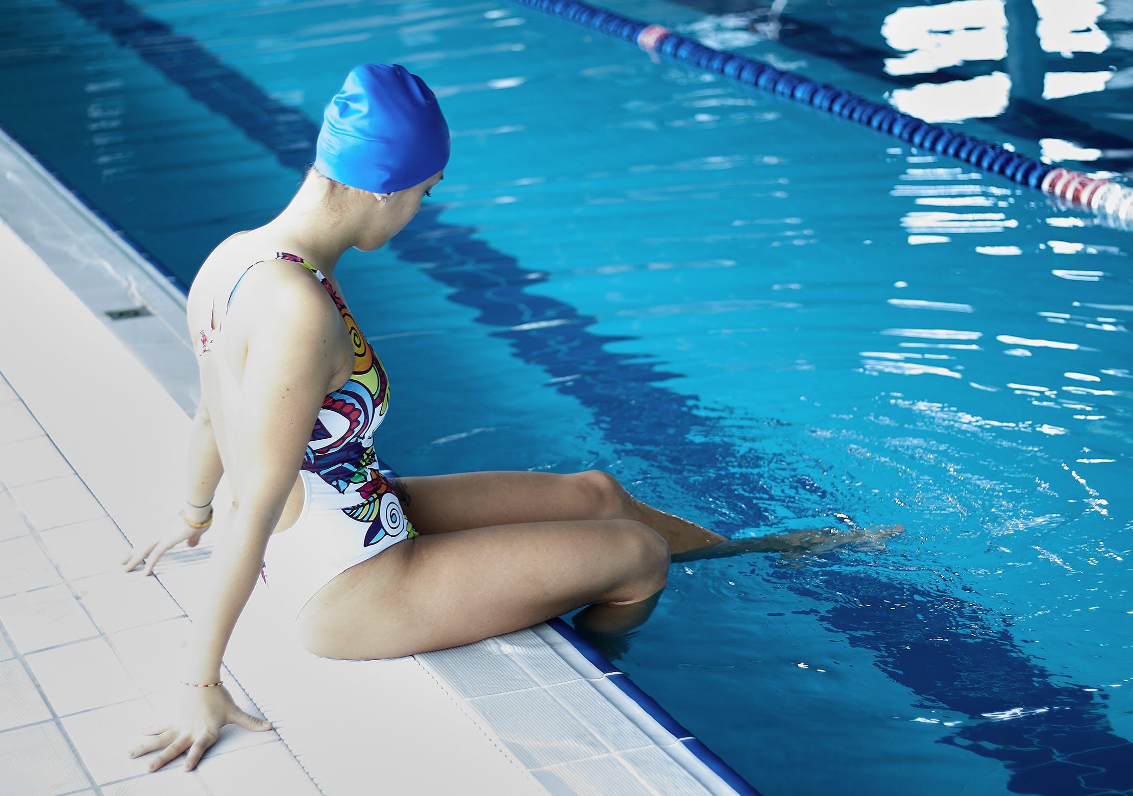 Cours natation débutant 1 - Cours de natation en piscine intérieure - CEPSUM