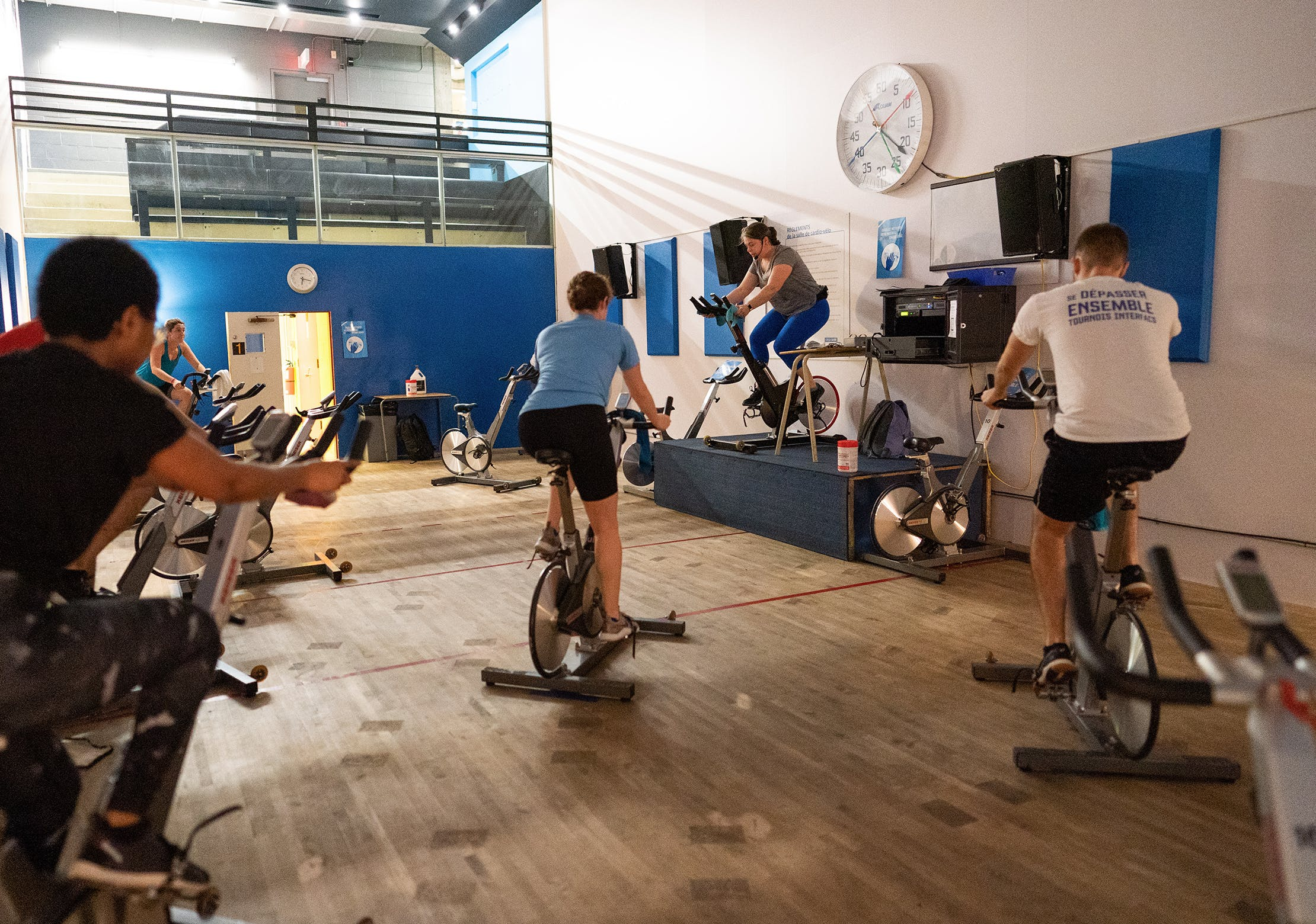 Cardio vélo plus   Conditionnement physique CEPSUM