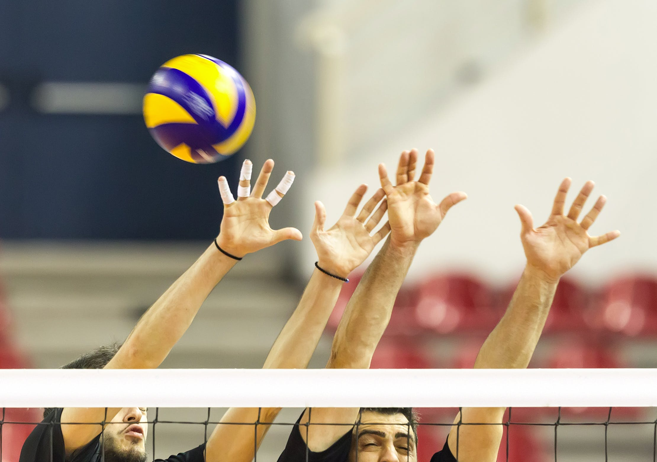Interfacs de volleyball - Tournois CEPSUM
