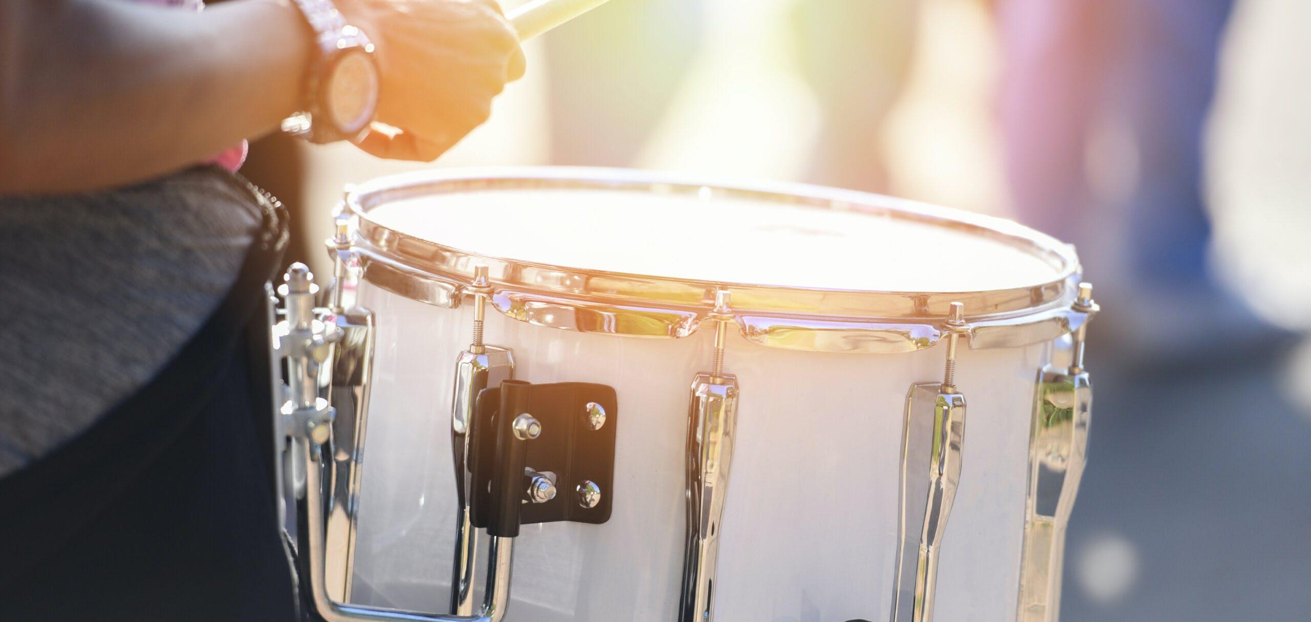 Camp de jour fanfare athlétique drumline - CEPSUM