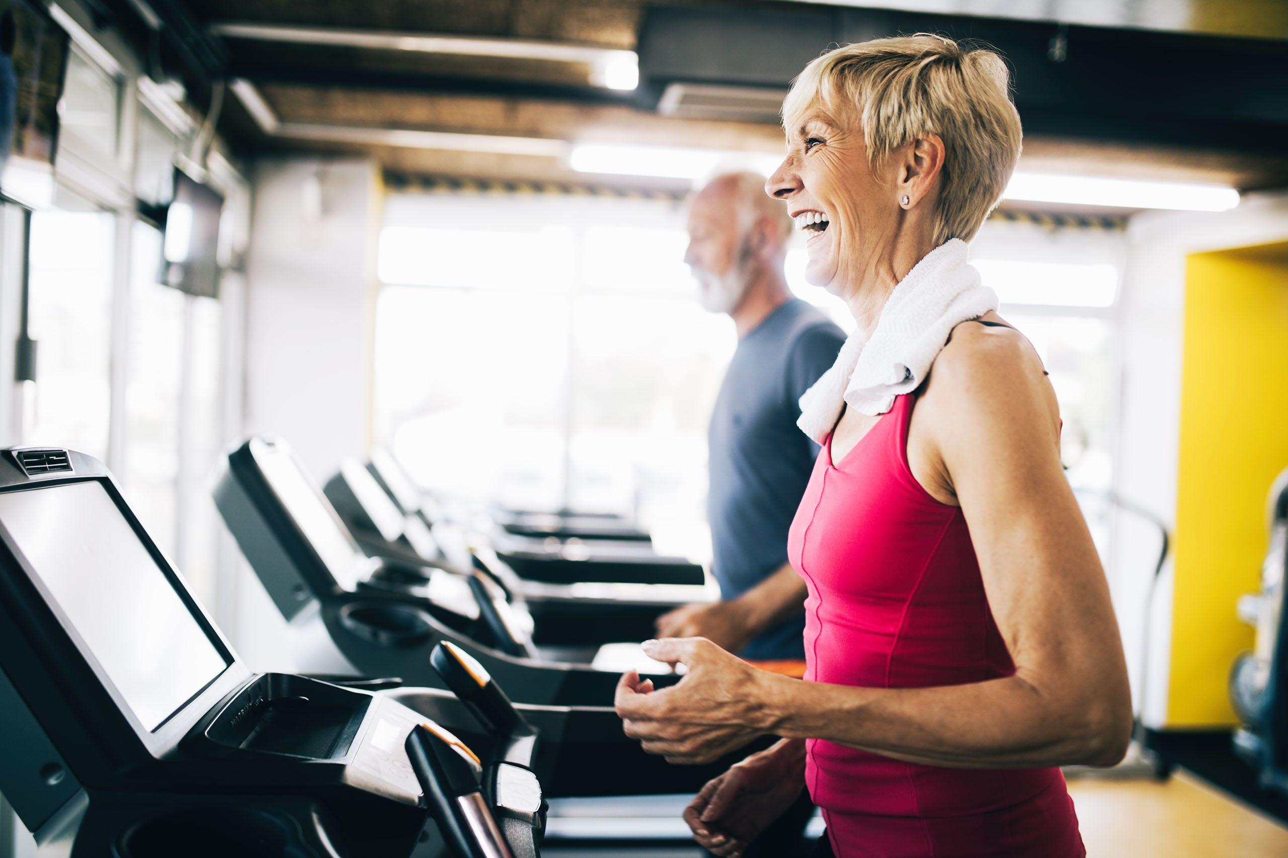 L'exercice contribue à une bonne santé mentale