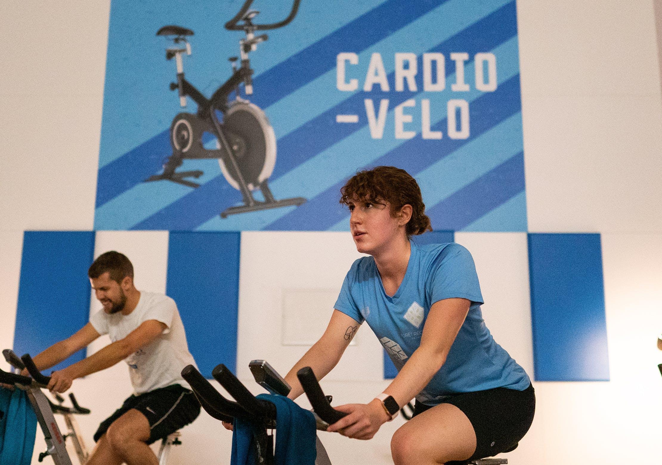 Cardio-vélo - Conditionnement physique CEPSUM
