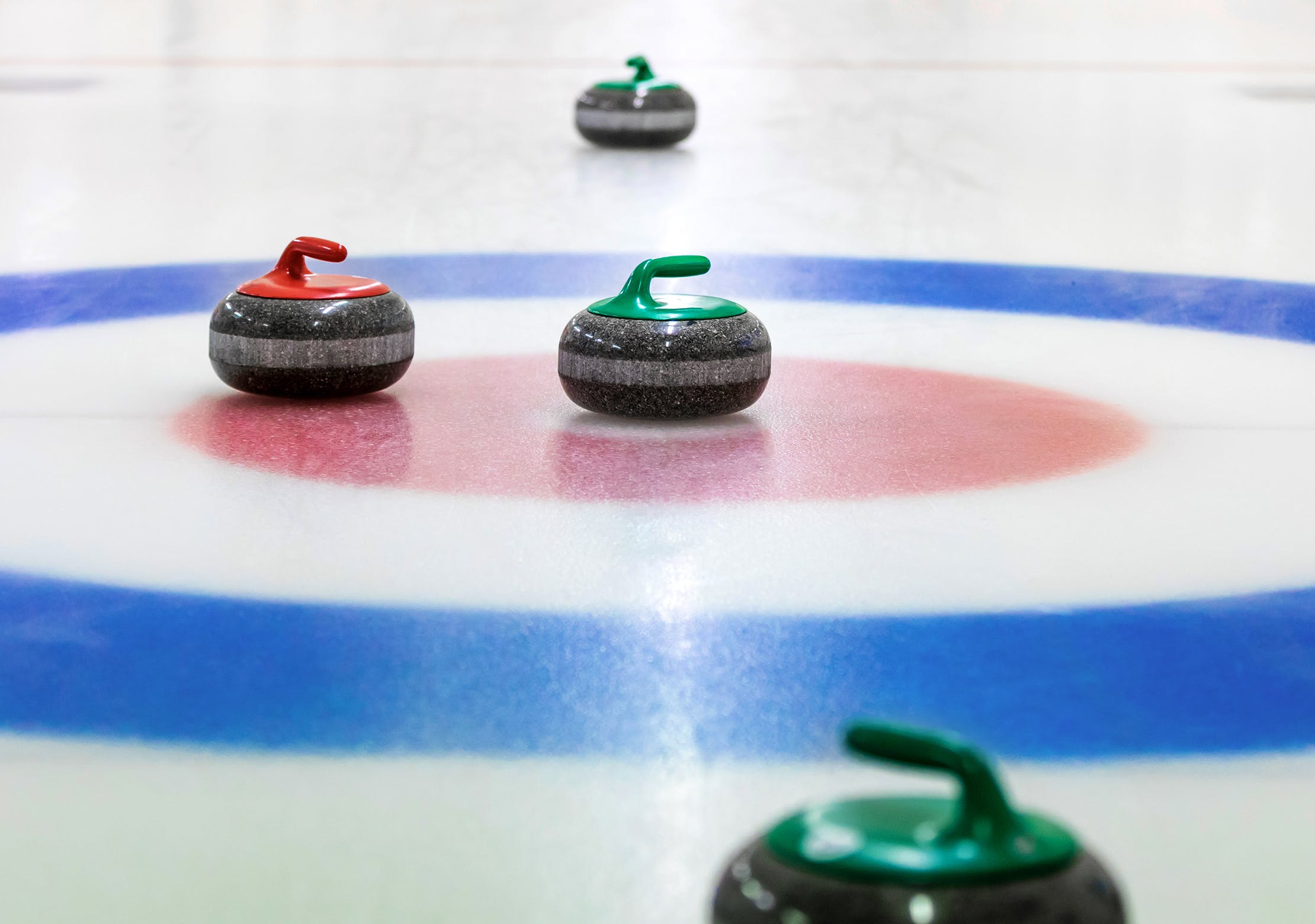 Tournoi de curling - Tournois Interfacs CEPSUM