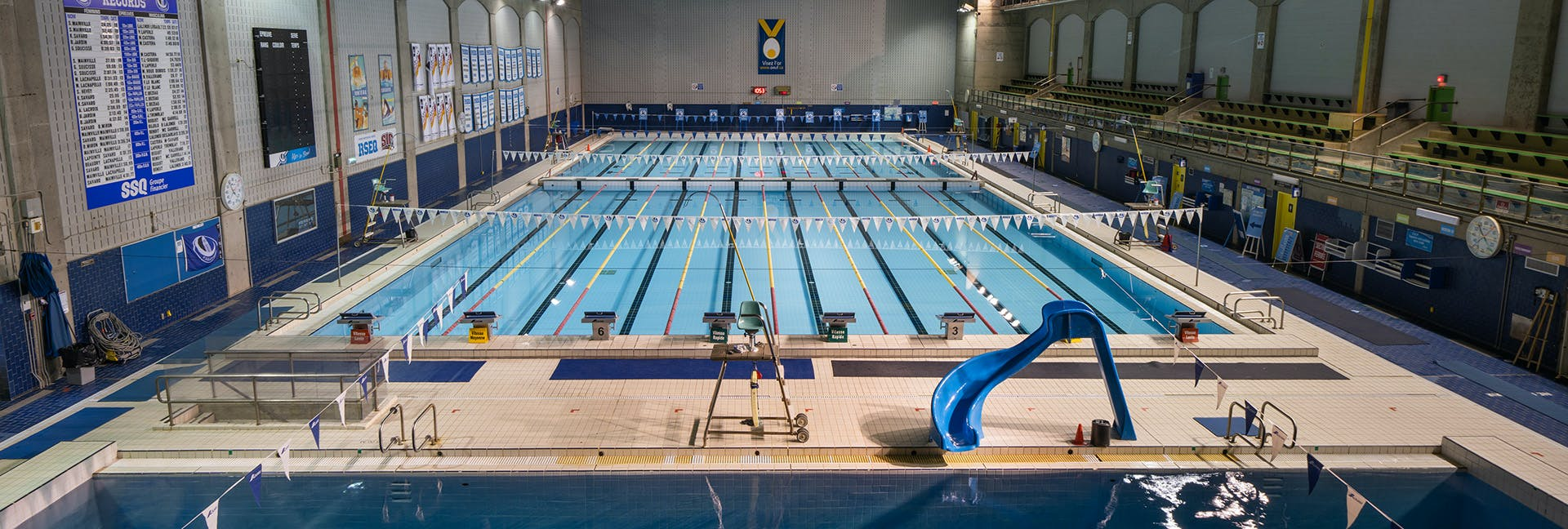 Location de piscine au CEPSUM